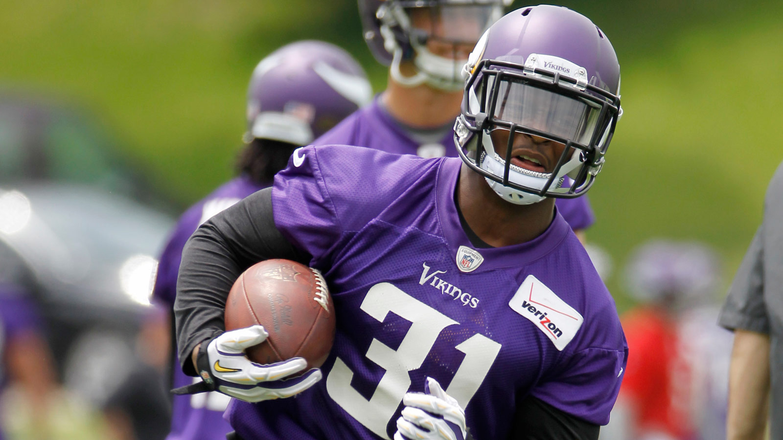 Minnesota Vikings RB Jerick McKinnon aims to be a more complete player