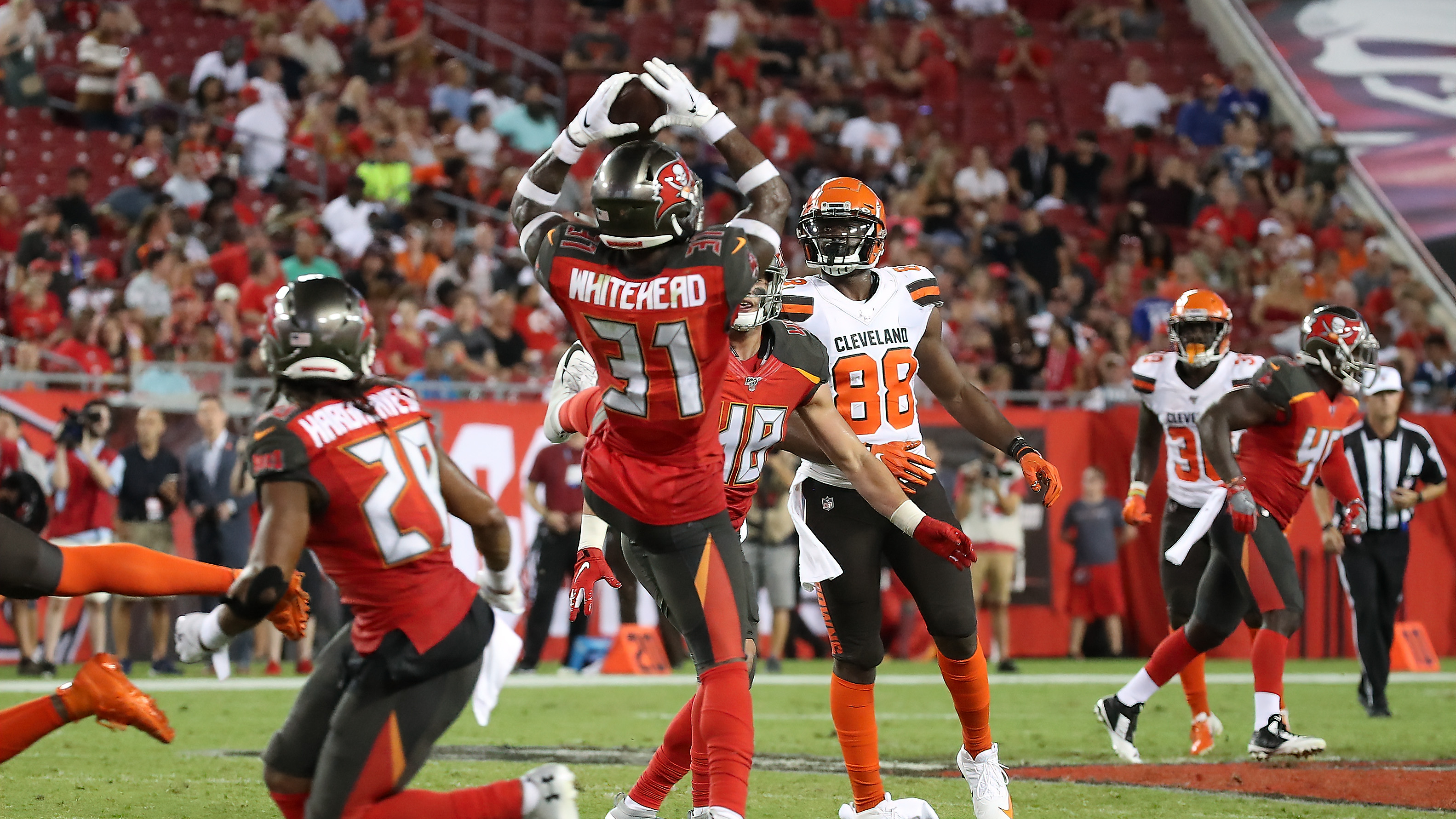 Buccaneers edge Browns 13-12 behind K Matt Gay's game-winner