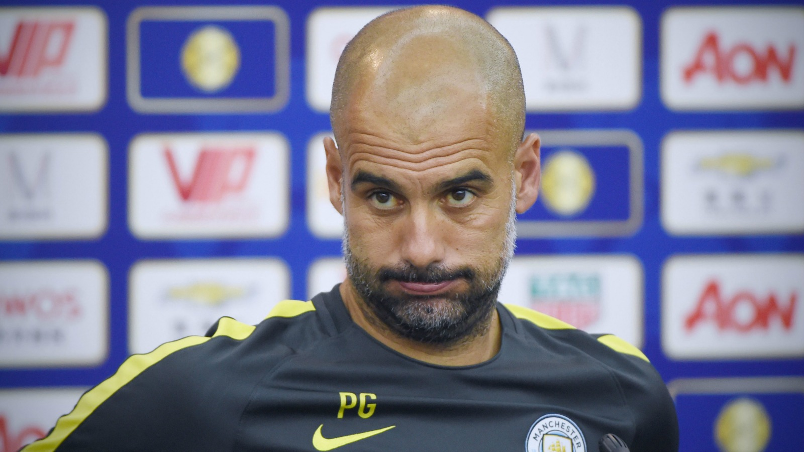 Pep Guardiola bans Manchester City players from eating pizza