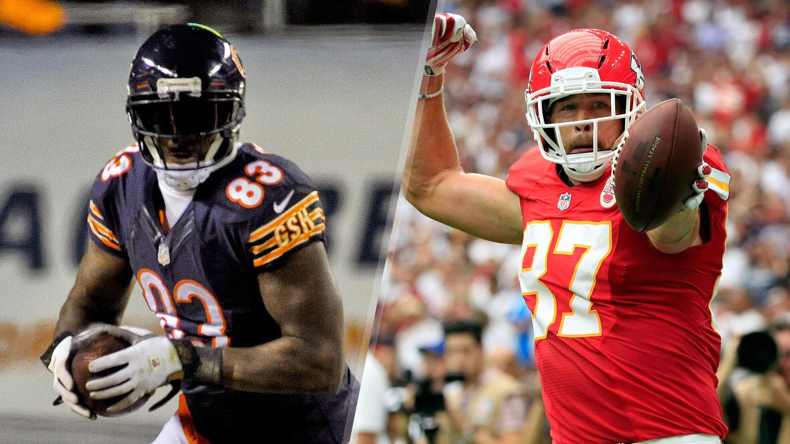 Six Points: Bears vs. Chiefs
