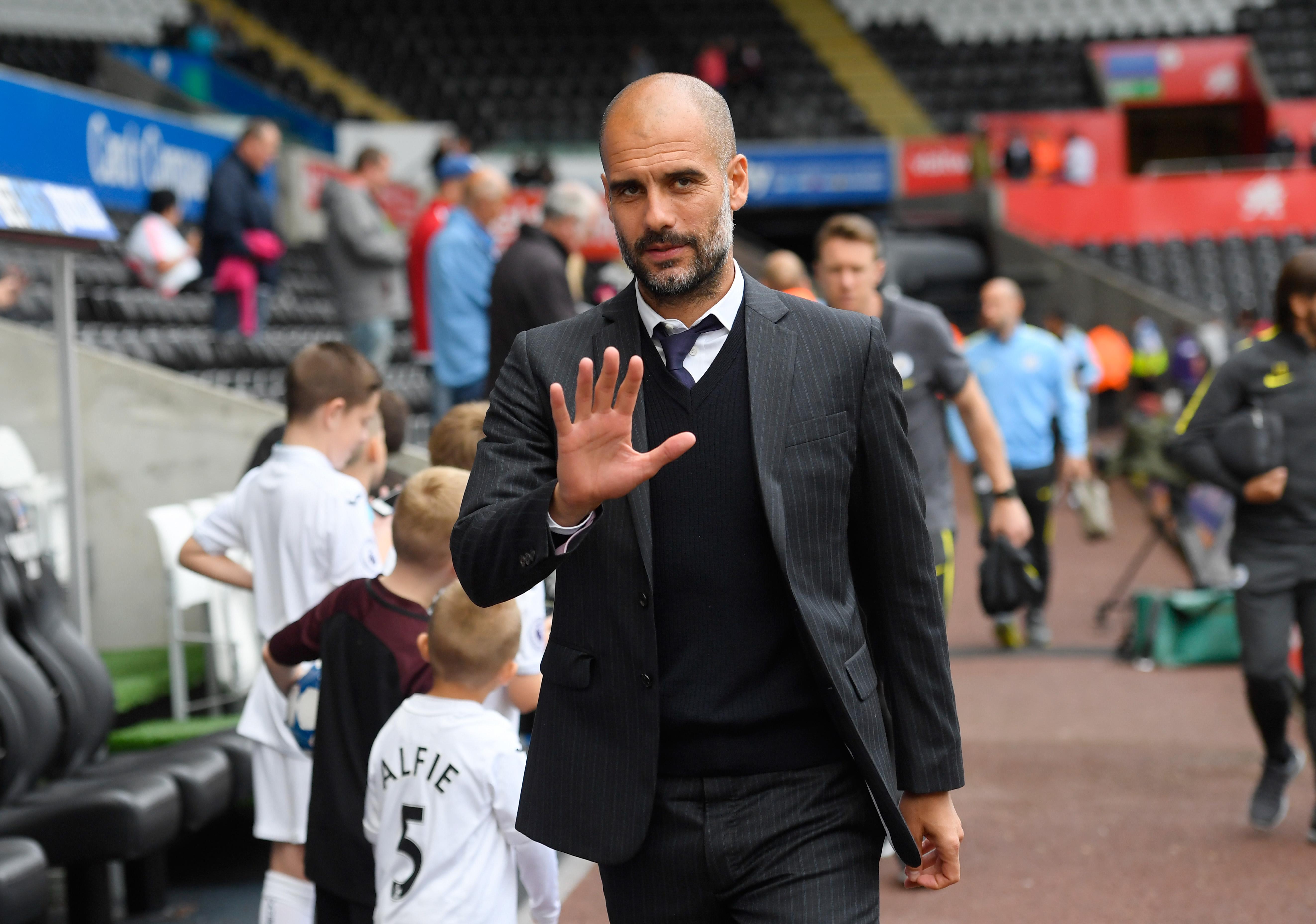 Manchester City: Guardiola regrets naive handling of Kompany injury comeback