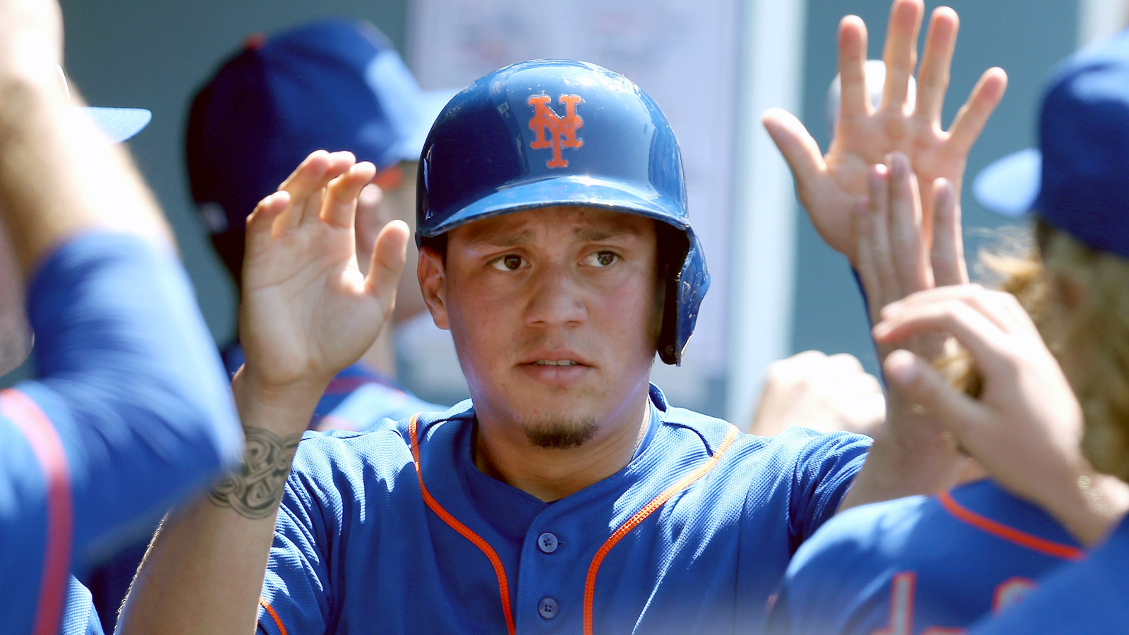 Wilmer Flores: This is why I didn't want to leave Mets