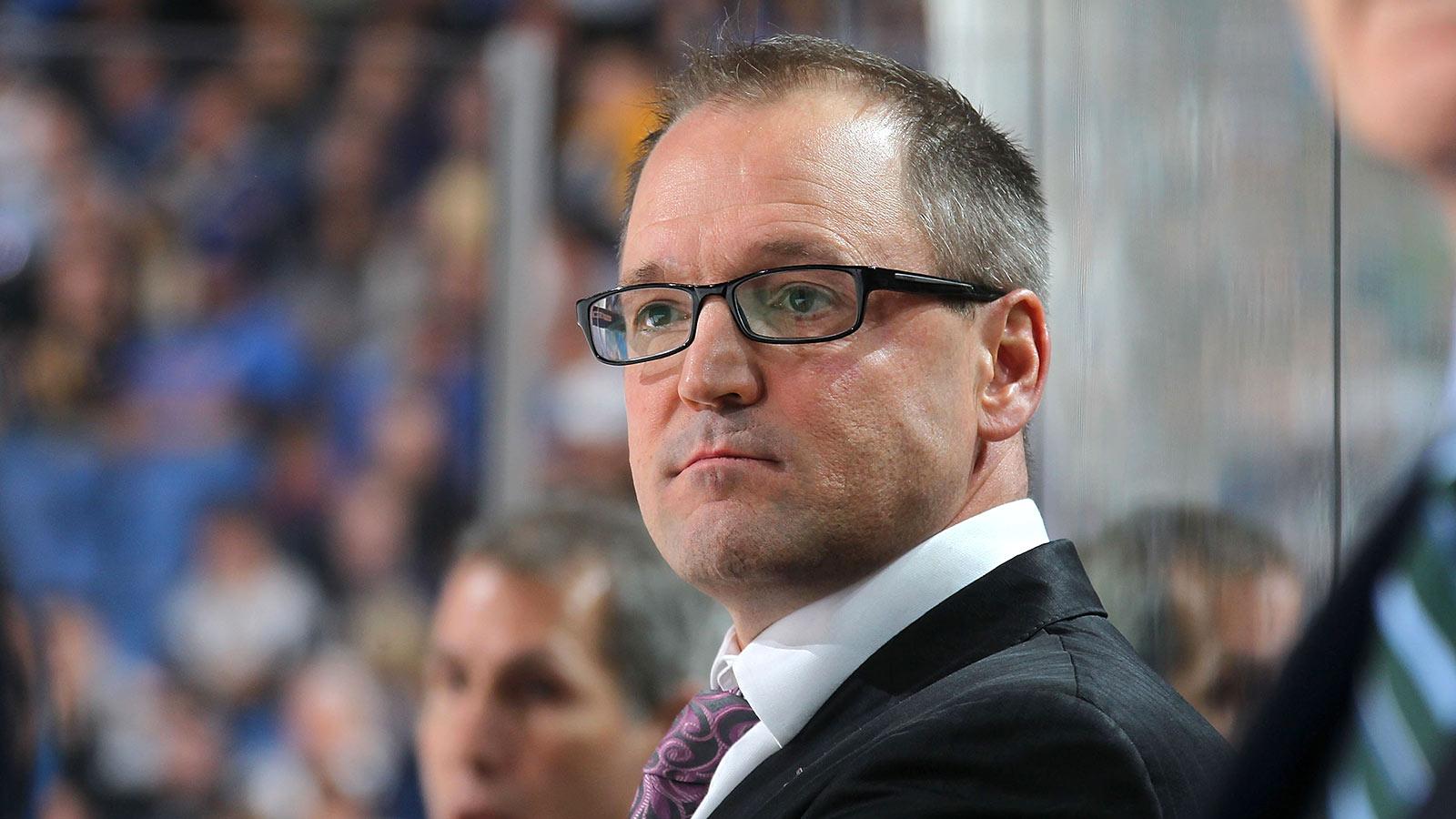 Sabres recall goaltender Linus Ullmark