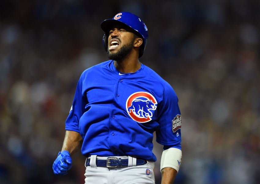 The Cubs have given Dexter Fowler a qualifying offer