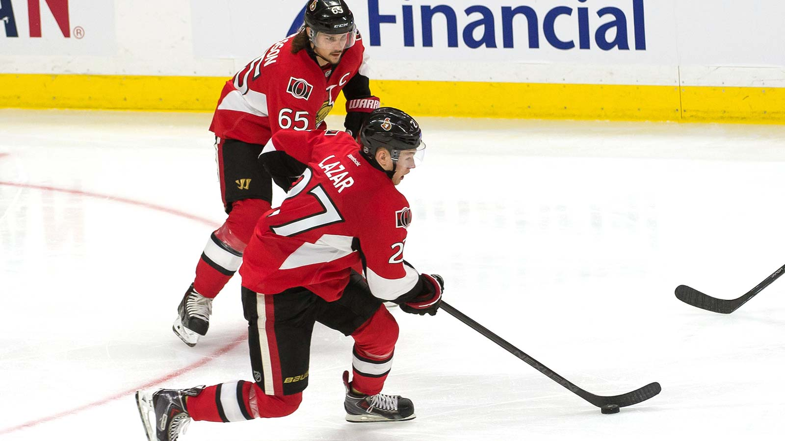 Ottawa Senators rookie offers comical take on veteran's back surgery