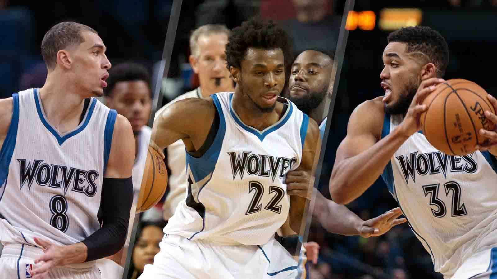 Season preview: Can Timberwolves' young core bust playoff drought?