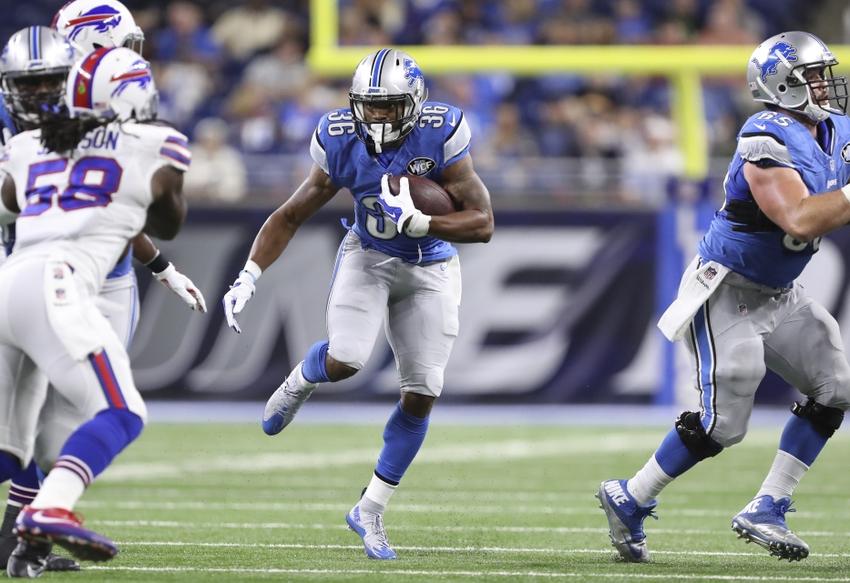 Lions' Dwayne Washington could be next fantasy football star
