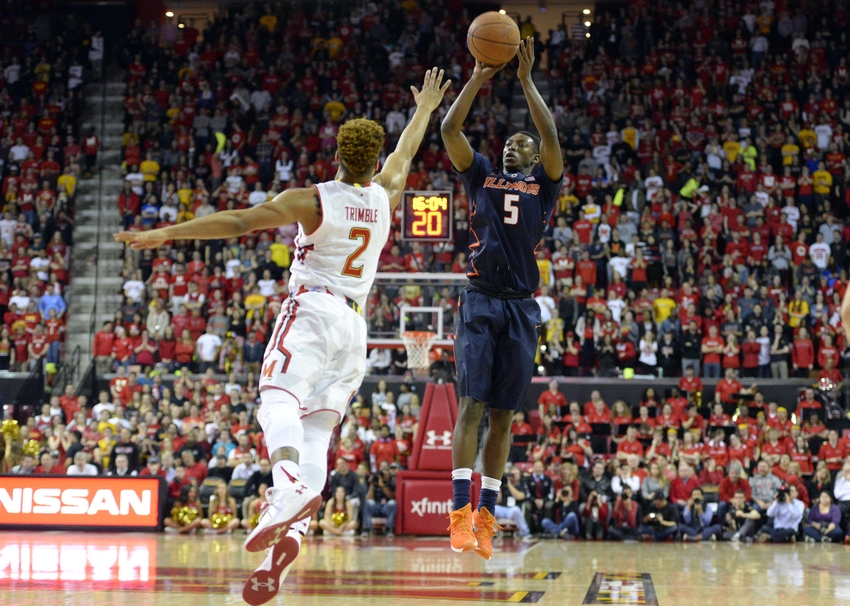 Illinois Basketball: Jalen Coleman-Lands cleared for all basketball activities