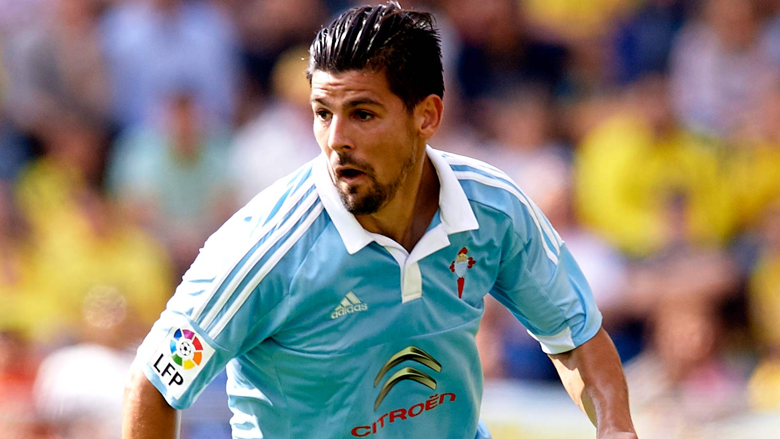 Arsenal set to rival Barcelona for Celta Vigo star Nolito