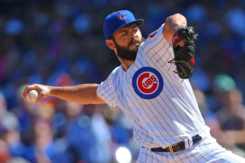 Chicago Cubs: Joe Maddon Not Worried About Jake Arrieta's Velocity