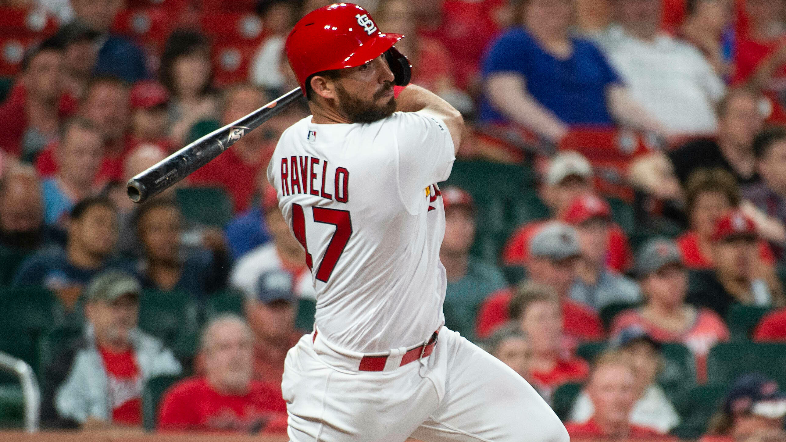 Cards call up Ravelo and Webb, send down Helsley and Leone