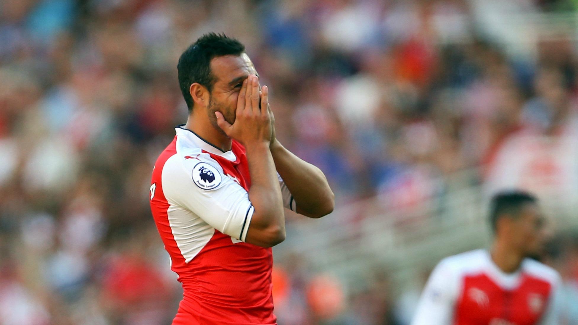 Arsenal will need Granit Xhaka to play (and shine) with Santi Cazorla injured