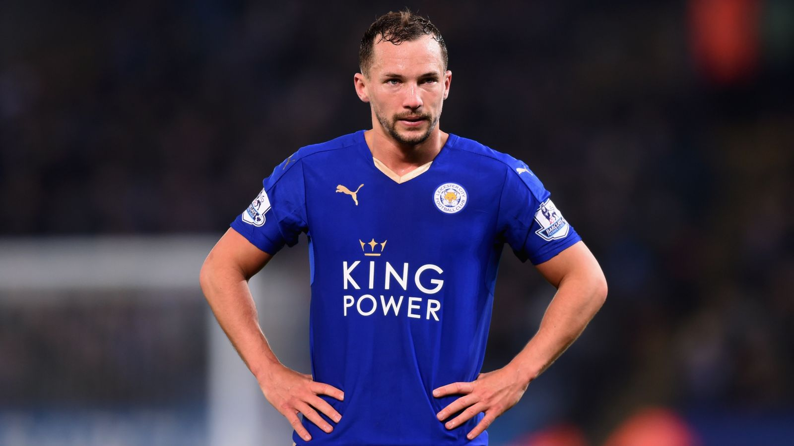 Leicester star Drinkwater earns first-ever England call-up