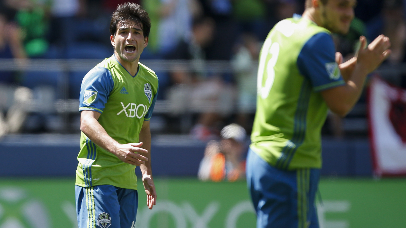The Seattle strikers haven't been good, but the Sounders don't need them to be