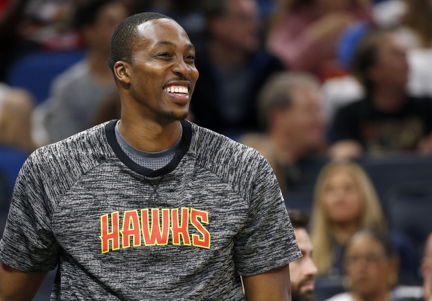 Hawks Center Dwight Howard Not Apologizing To Cody Zeller Is Gold