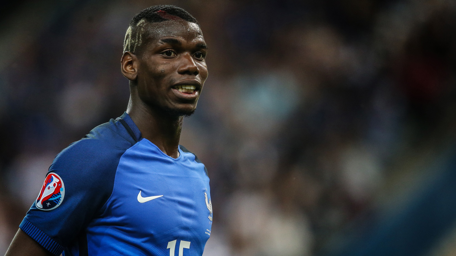 Pogba and Griezmann under threat as France ponder changes