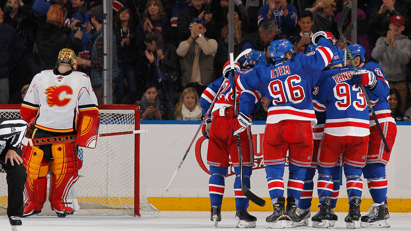Girardi leads Rangers to win, passes Messier in process