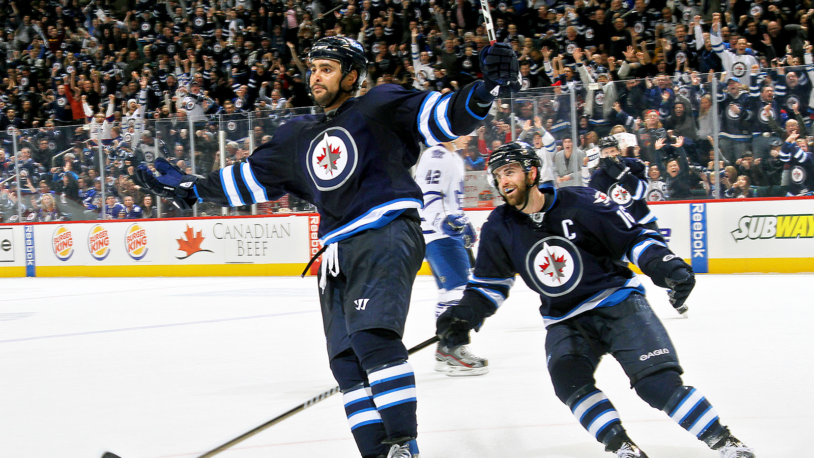 Captain Ladd, versatile Byfuglien: Can Jets only keep one?