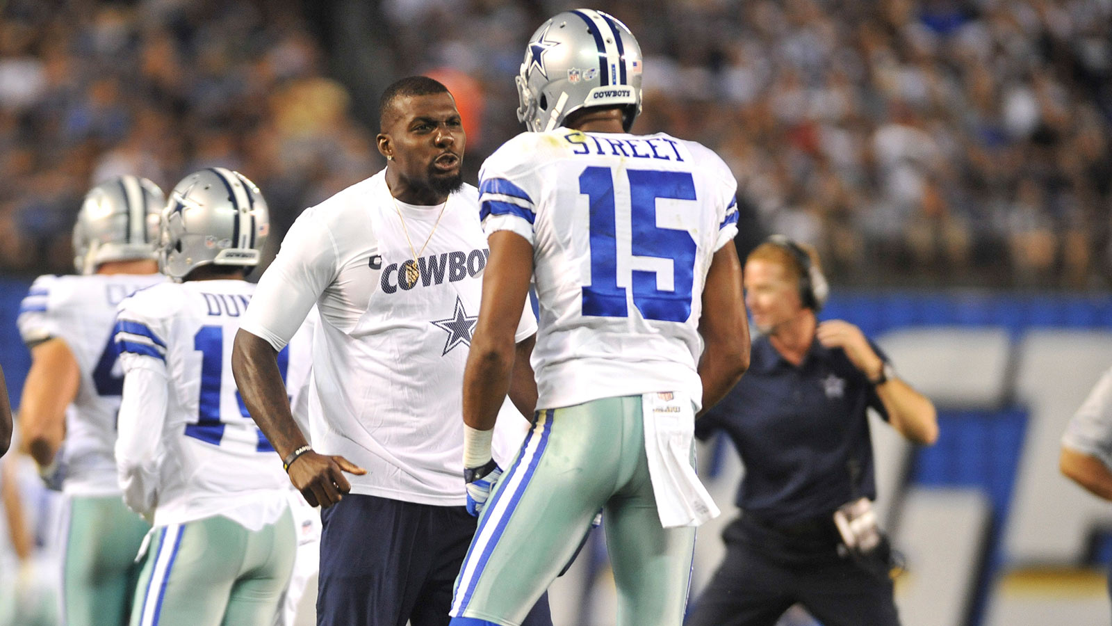 Cowboys WR Devin Street has strong preseason debut   FOX Sports