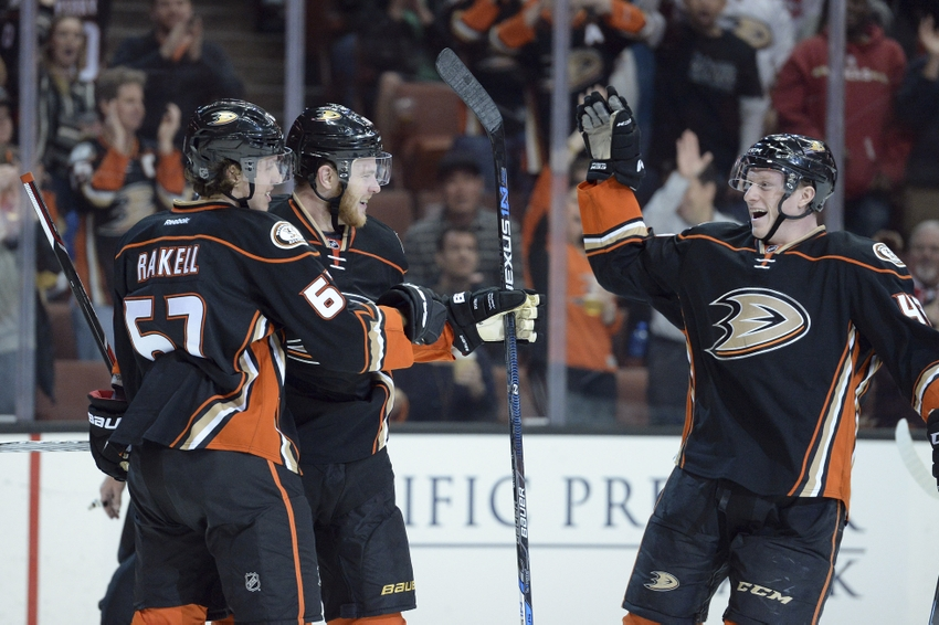 Anaheim Ducks Rickard Rakell/Hampus Lindholm To Have Instant Impact