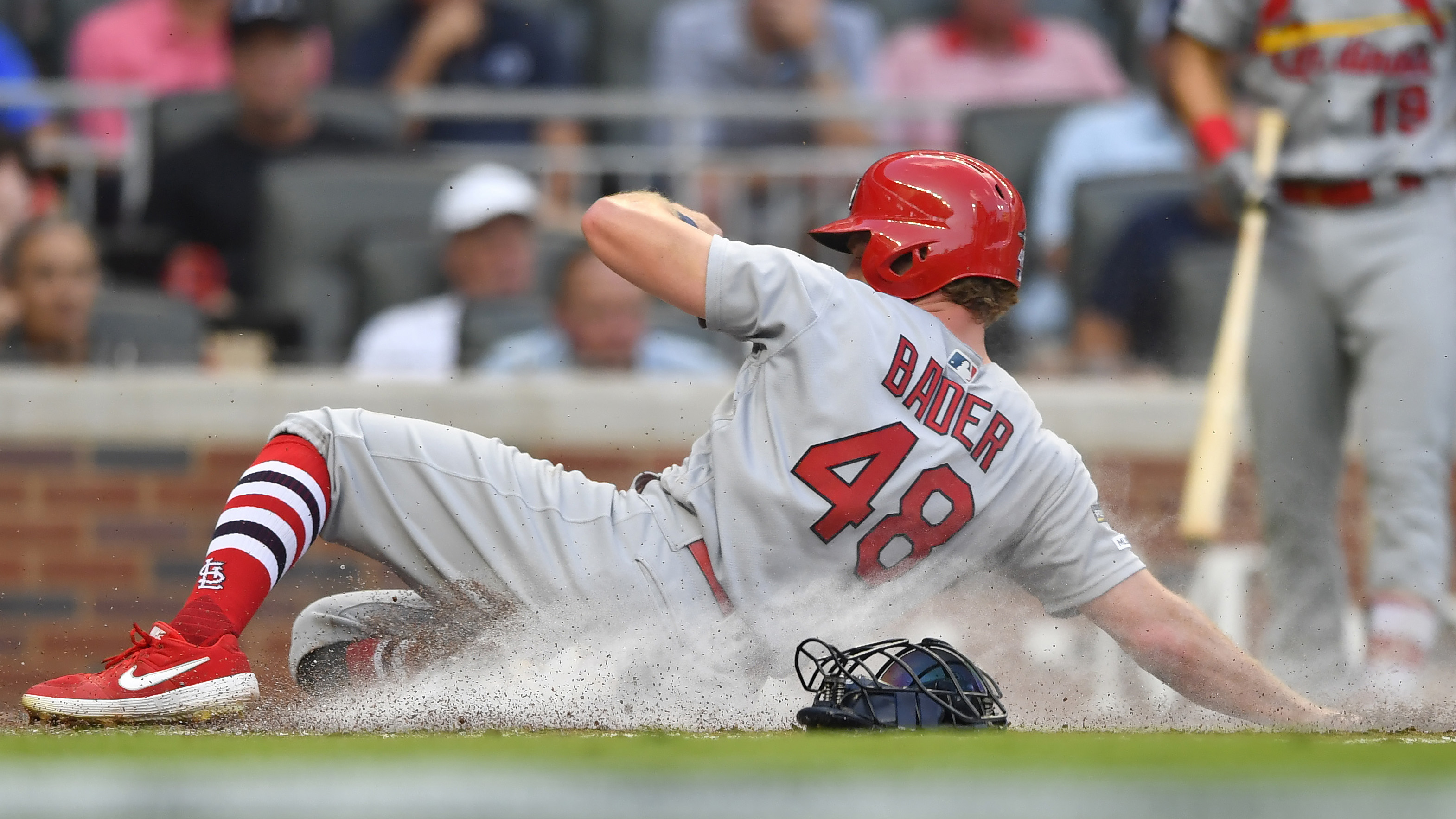 Fowler out, Bader in as Cards make several changes in Game 4 lineup