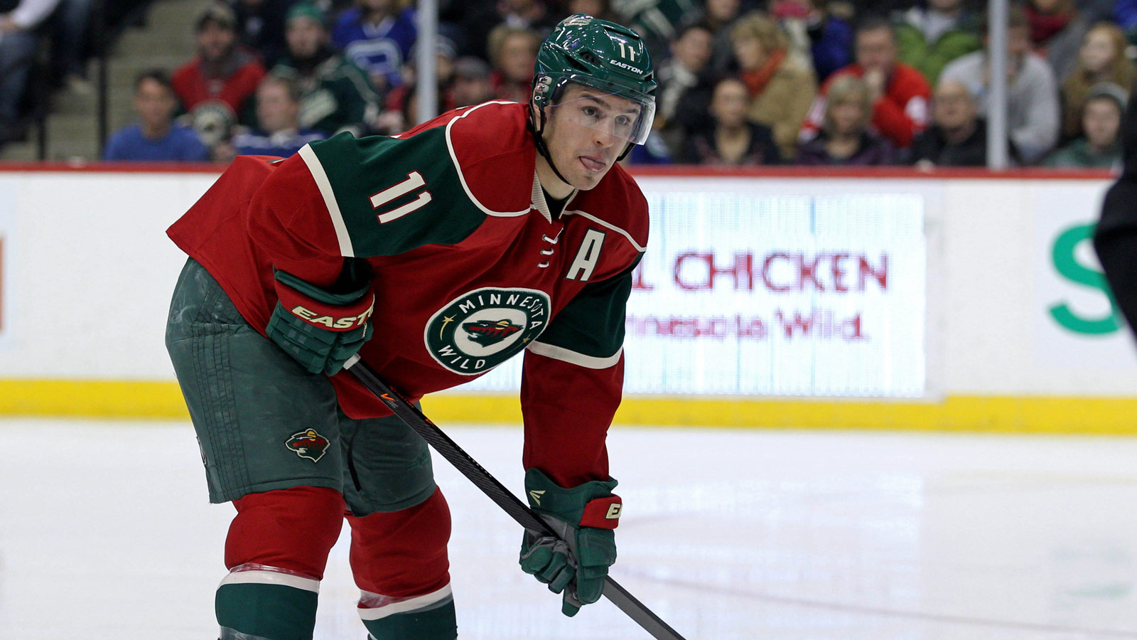 Wild's Parise, Twins' Mauer take the ice with pediatric cancer patients
