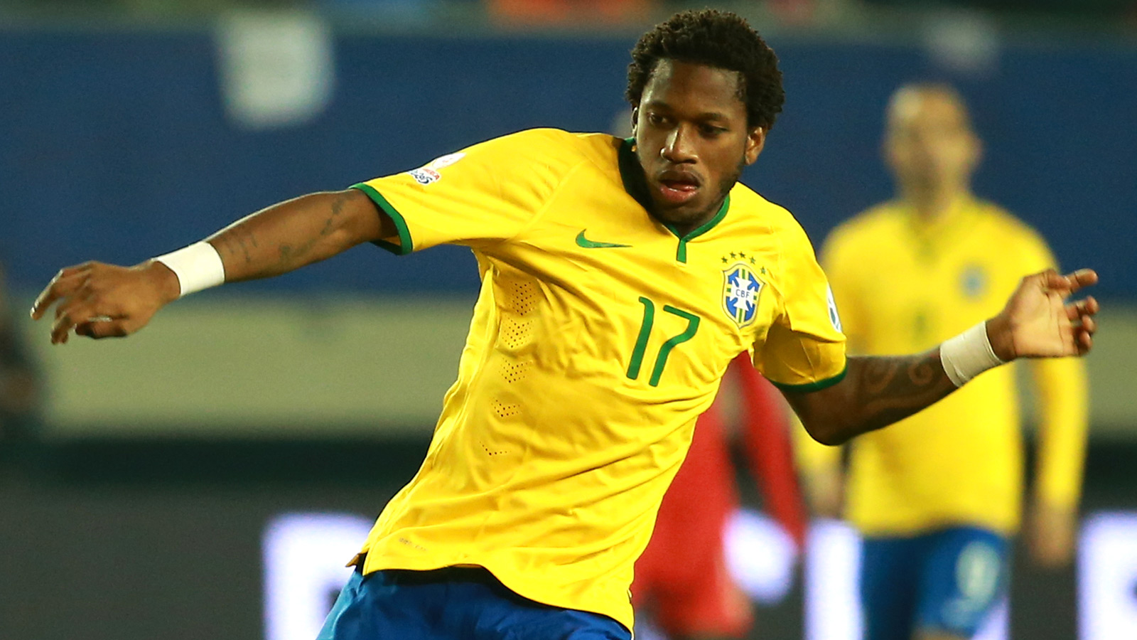 Brazil midfielder Fred banned for one year for doping in Copa America
