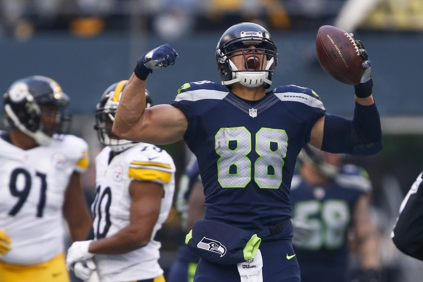 Seattle Seahawks expect Jimmy Graham to play Week 1