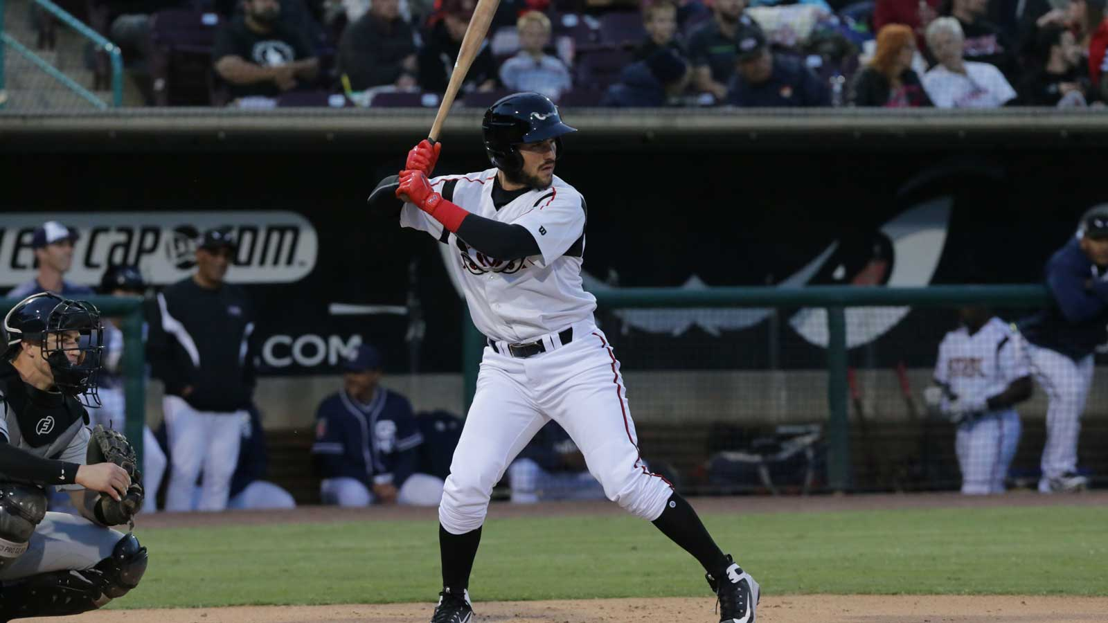 MadFriars' Feature: Catcher Luis Torrens looking to get back to the bigs