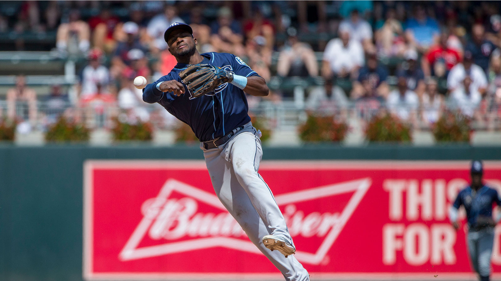 Rays designate shortstop Adeiny Hechavarria for assignment to open roster spot for Tommy Pham