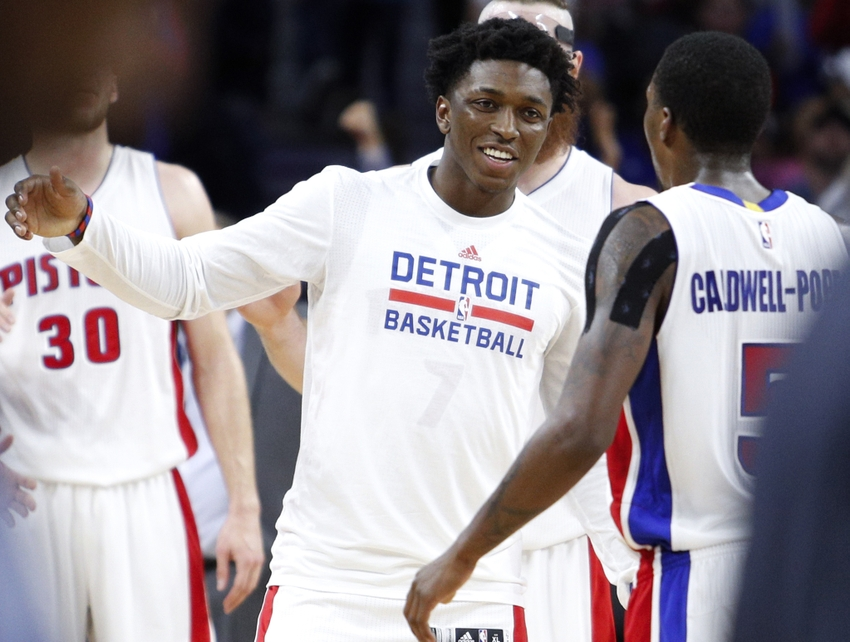 Stanley Johnson disputes Van Gundy's comments about his work ethic issues
