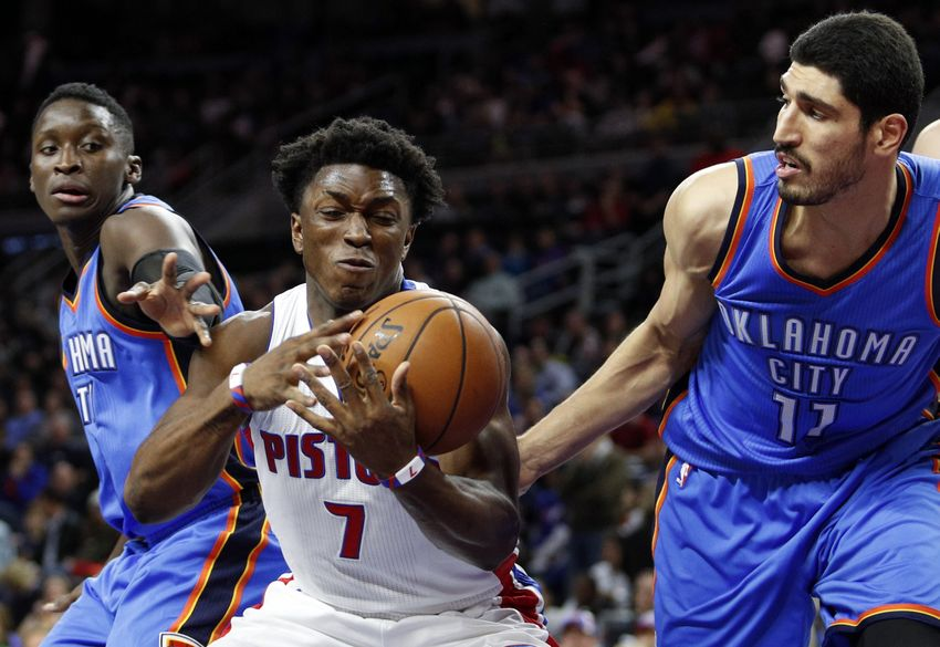 Stanley Johnson needs to be the solution to the Pistons' wing problems