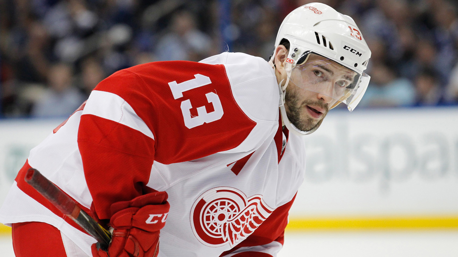 Sharks spoil Datsyuk's return for Red Wings