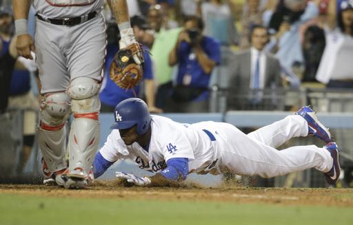 Watch Yasiel Puig make baseball fun again with wild winning run around bases