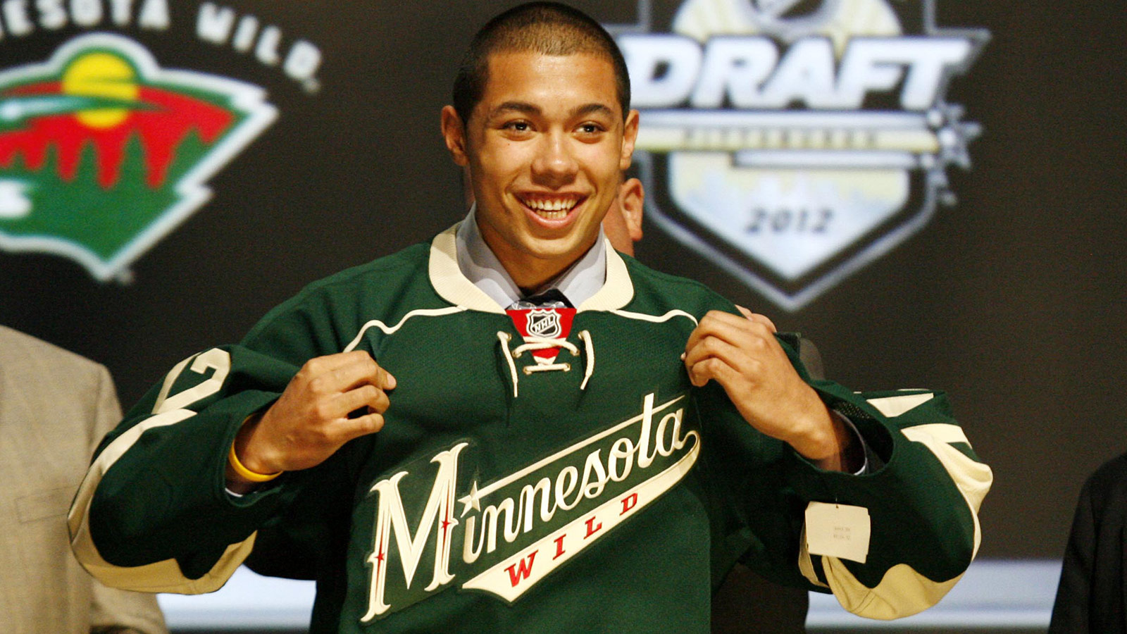 For Wild's Dumba, love of tattoos and family on display