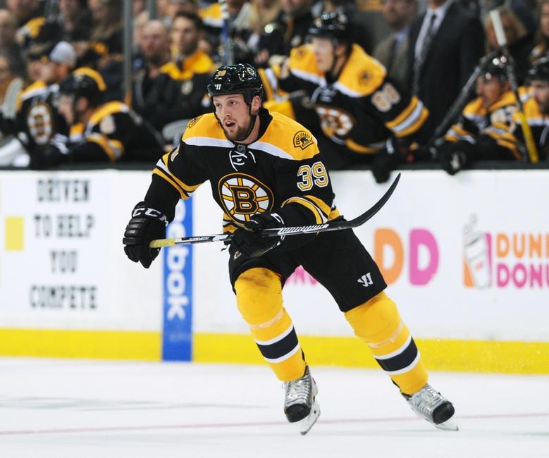 Boston Bruins: Matt Beleskey Gets His First Goal