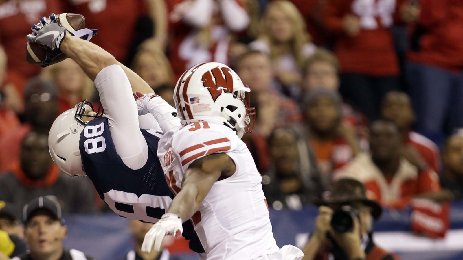 Upon Further Review: Wisconsin Badgers vs. Penn State