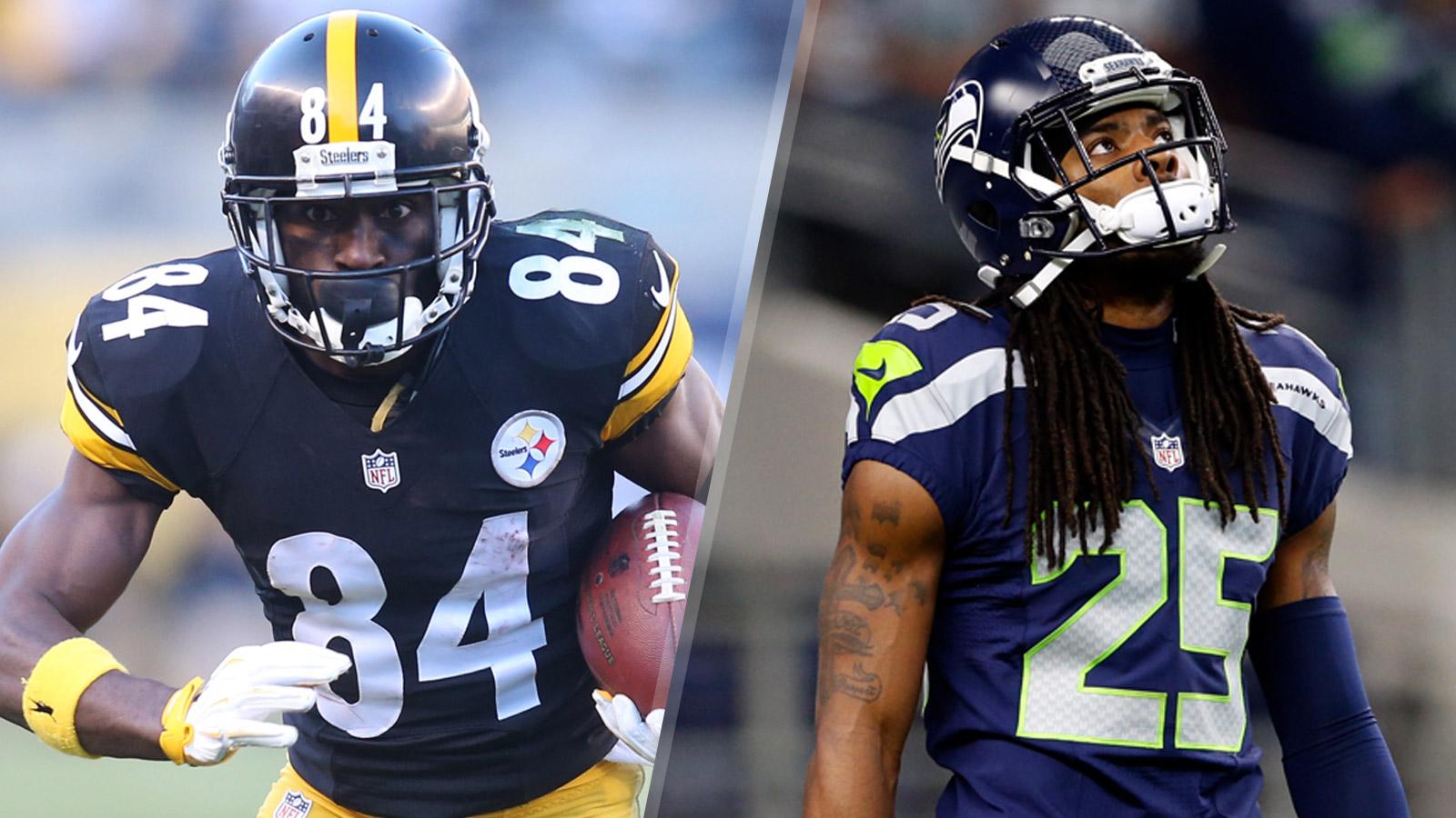 Six Points: Steelers vs. Seahawks
