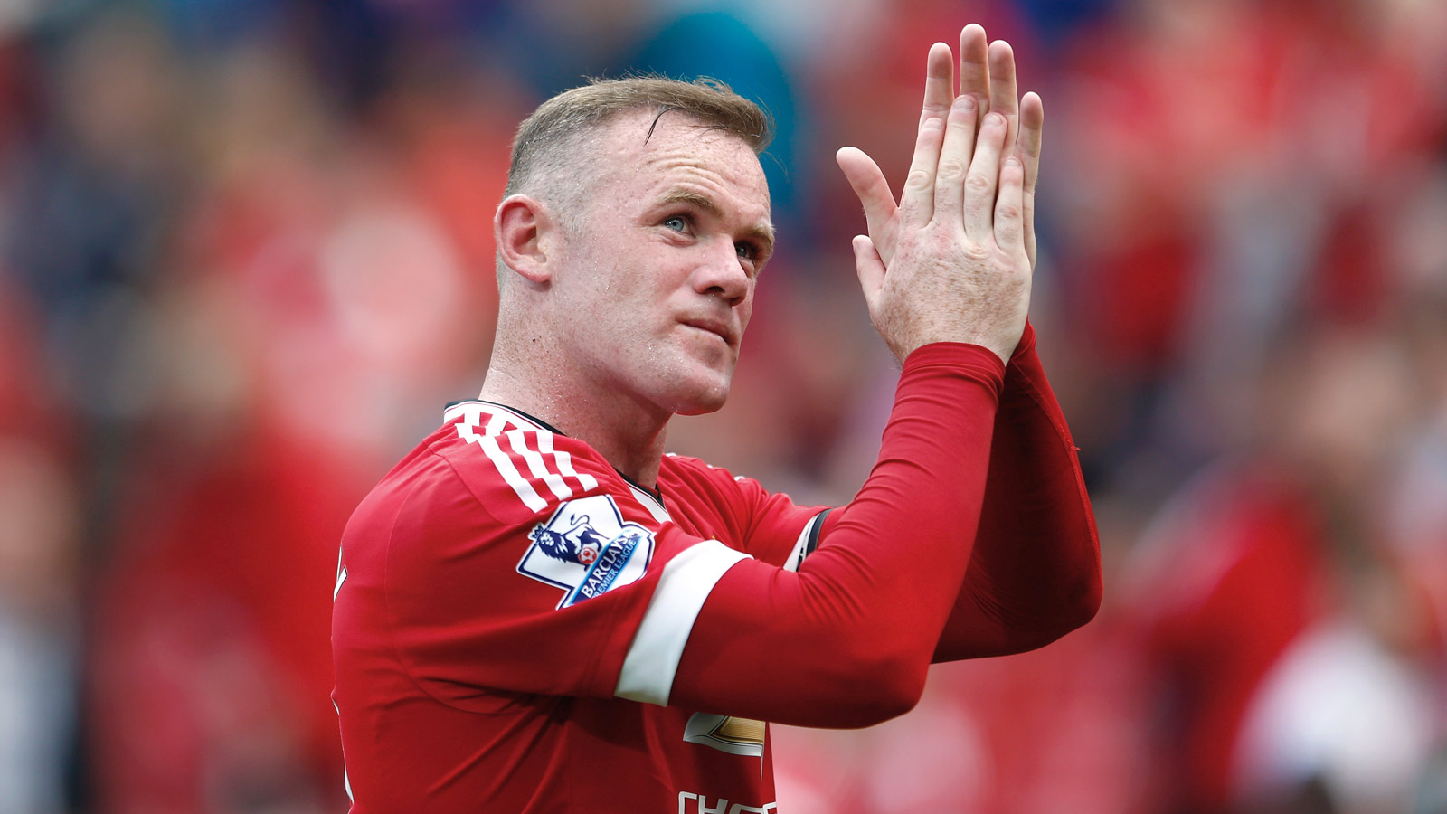 LvG insists United don't need another striker, happy with Rooney