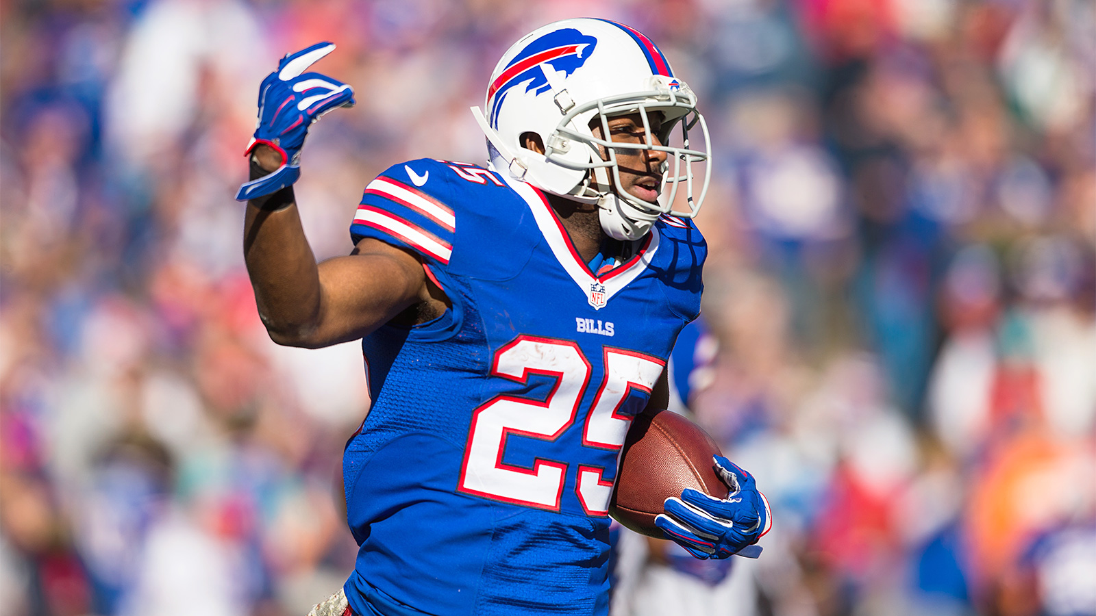 Bills' LeSean McCoy makes fourth Pro Bowl, Incognito and Darby snubbed