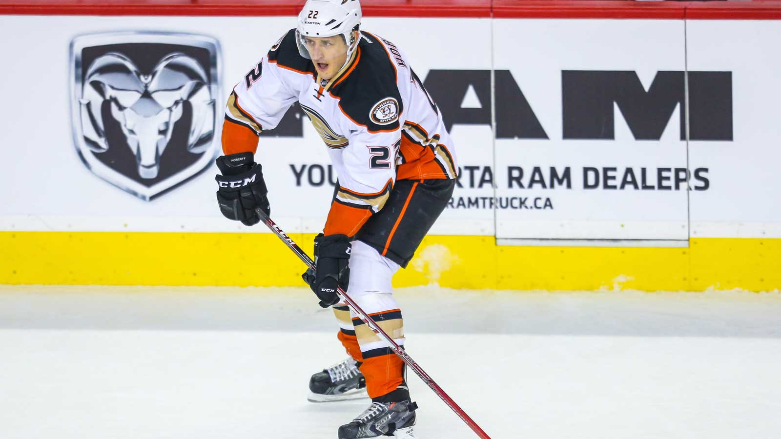 Ducks end Flames' streak with 1-0 victory