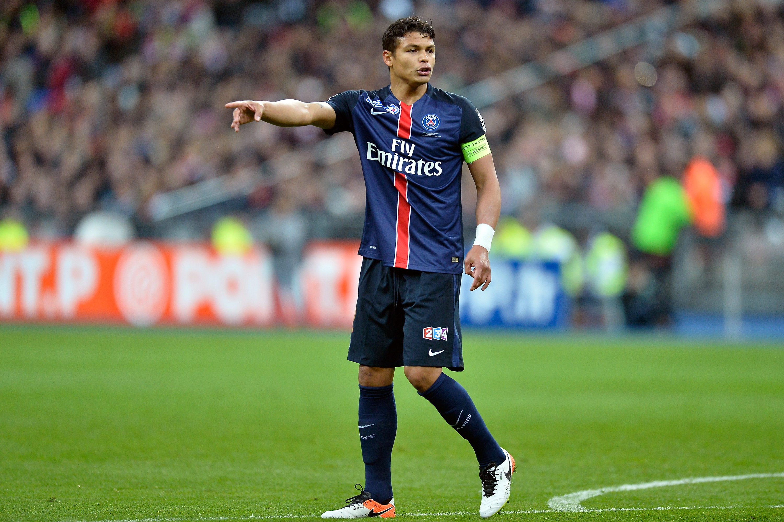 Arsenal Vs. PSG: Laurent Koscielny And Thiago Silva Immeasurably Important
