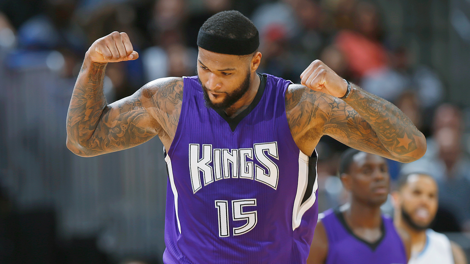 DeMarcus Cousins has another huge night against Nuggets
