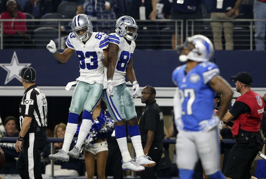Bryant, Cowboys keep Lions' playoff hopes on hold, 42-21