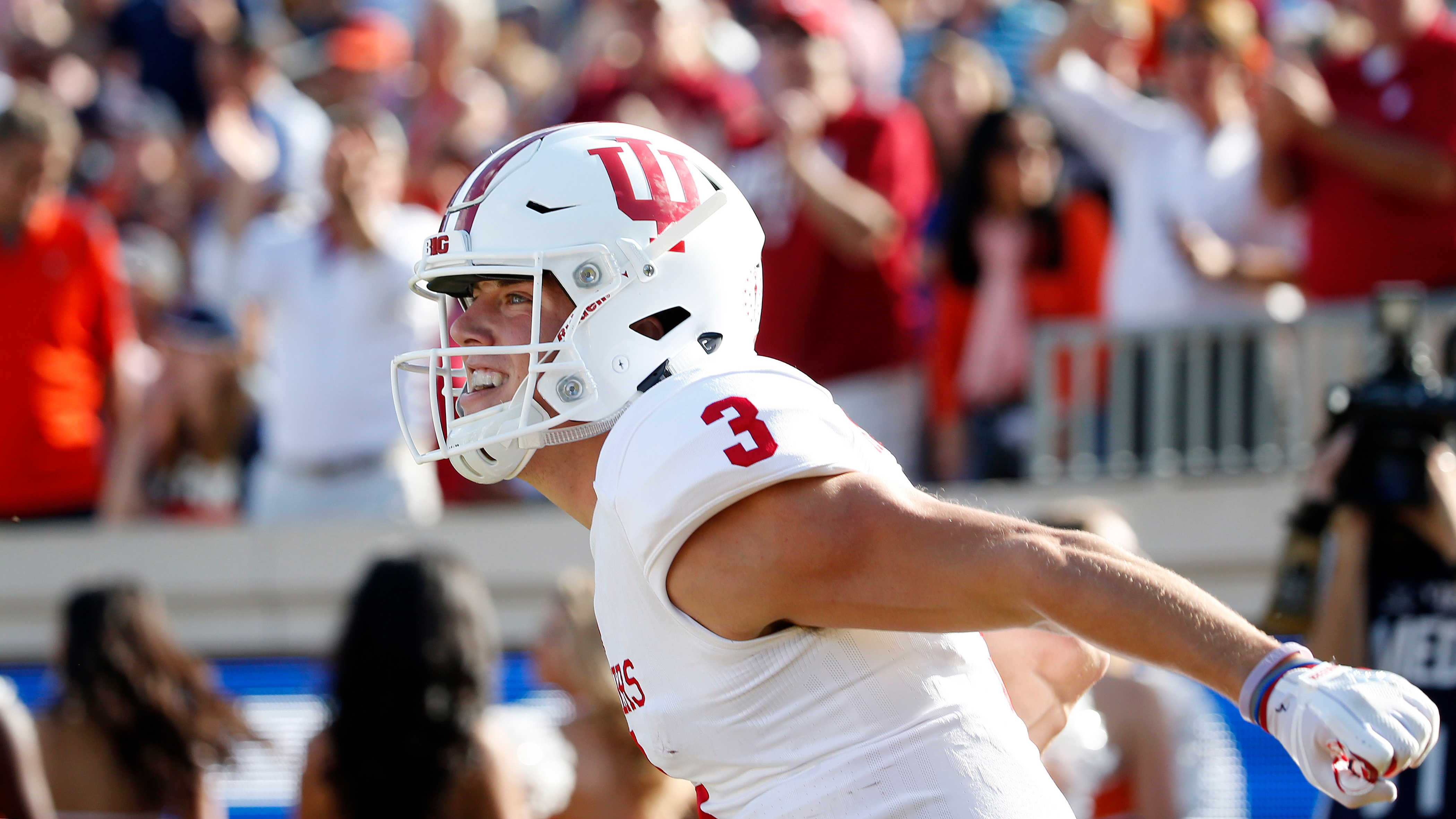 No more rotating: Ramsey is the man at QB for Hoosiers