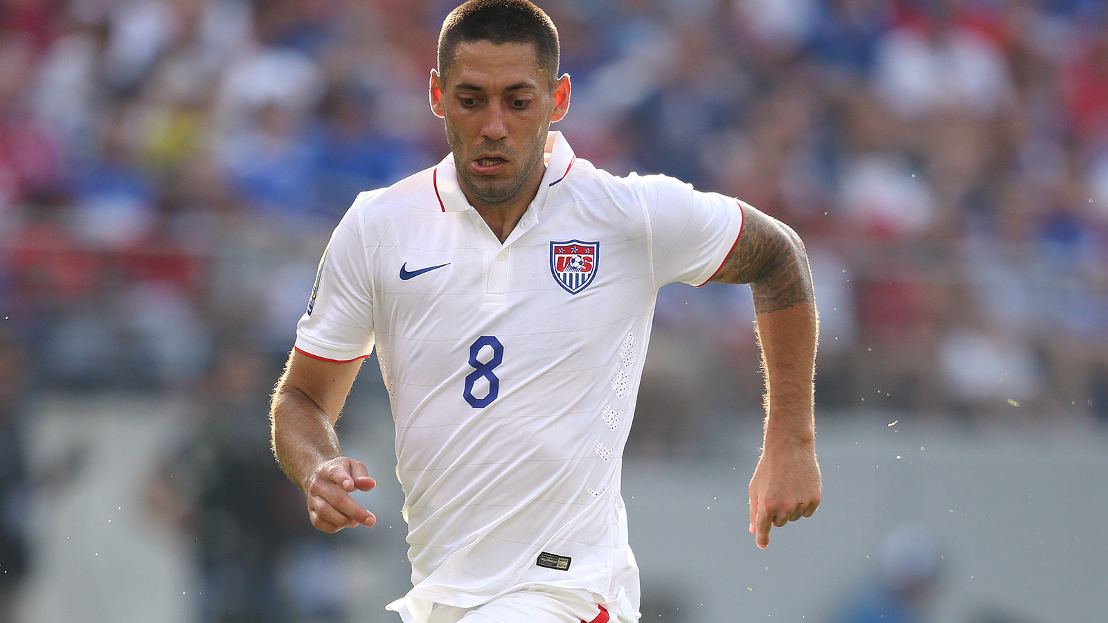 Clint Dempsey dropped from USA squad for World Cup qualifiers