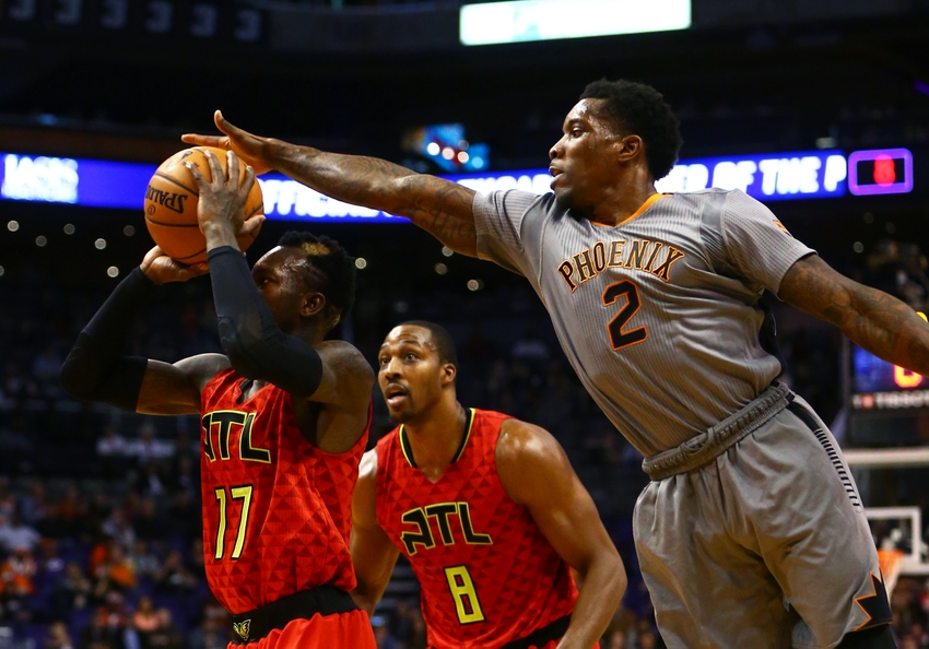 Brandon Lights Up the Knight as Suns Swoop Past Hawks