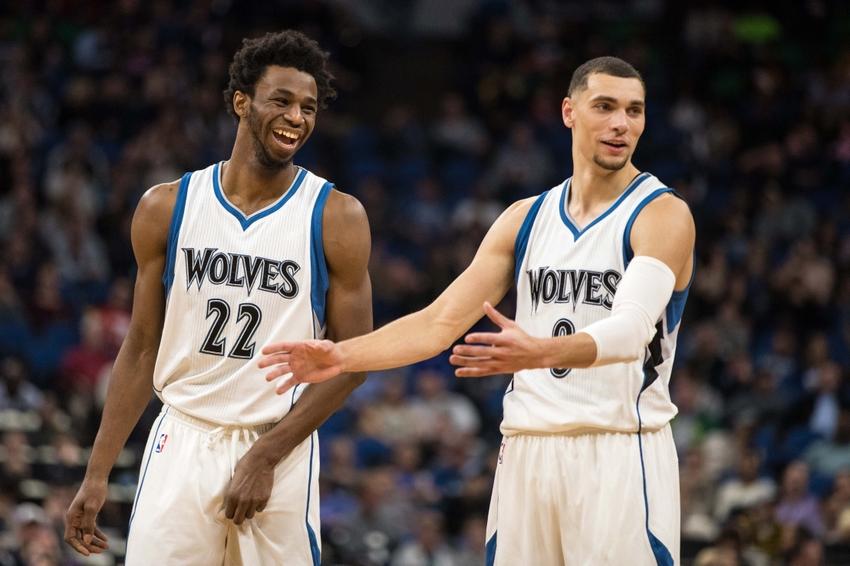 Minnesota Timberwolves: Andrew Wiggins, Zach LaVine Have Taken Flight