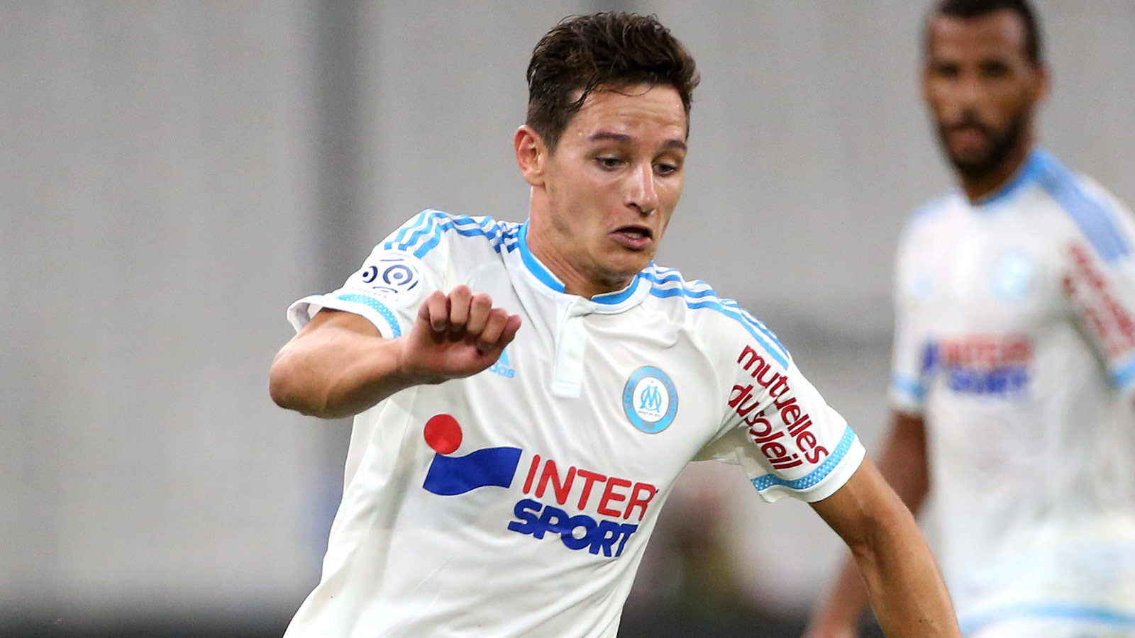Marseille winger Thauvin set for medical ahead of Newcastle move