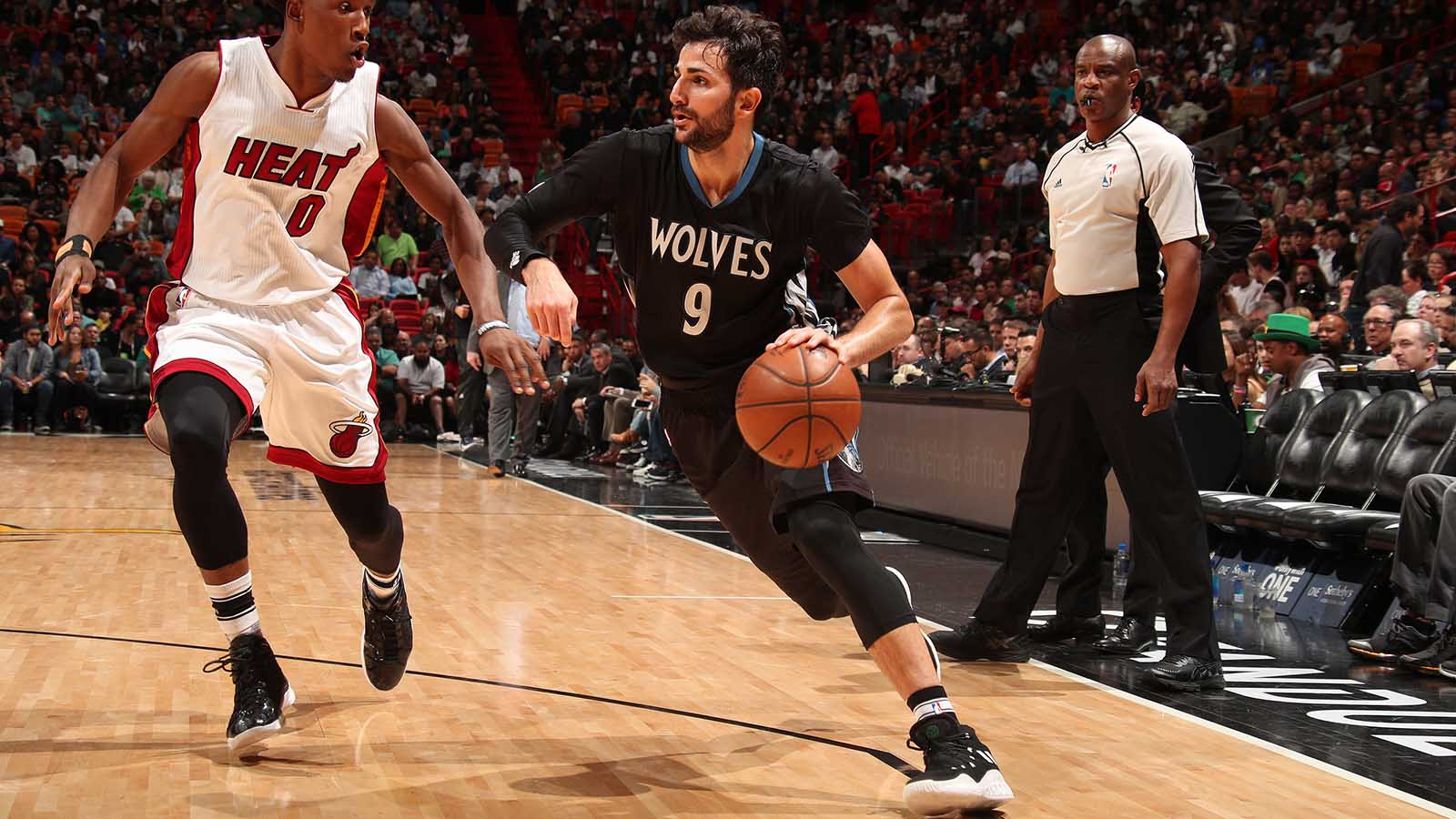 Wolves-Heat Twi-lights: Rubio won't stop scoring